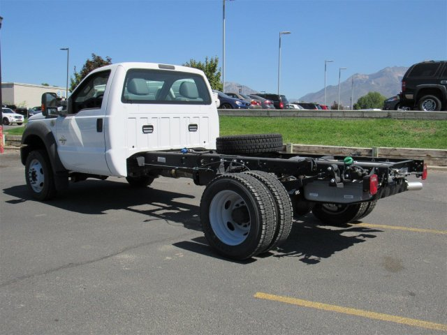 2015 F-550 Regular Cab DRW 4x4, Cab Chassis #FED91466 - photo 5