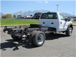 2015 F-550 Regular Cab DRW 4x4, Cab Chassis #FED91466 - photo 1