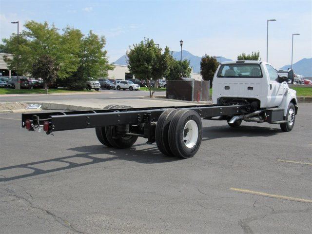 2016 F-650 DRW, Cab Chassis #GDA00466 - photo 2