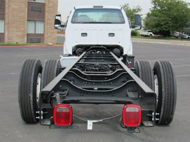 2016 F-650 DRW, Cab Chassis #GDA00466 - photo 4