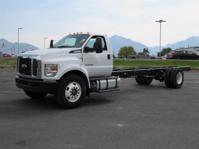 2016 F-650 DRW, Cab Chassis #GDA00466 - photo 7
