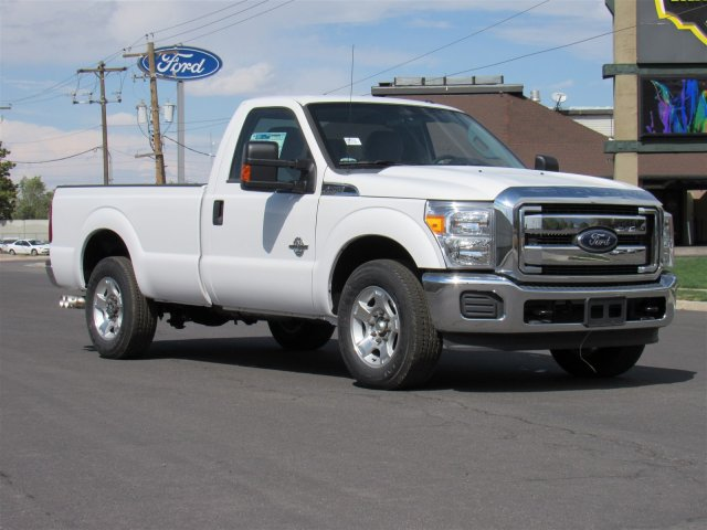 2016 F-350 Regular Cab, Pickup #GEB44518 - photo 3
