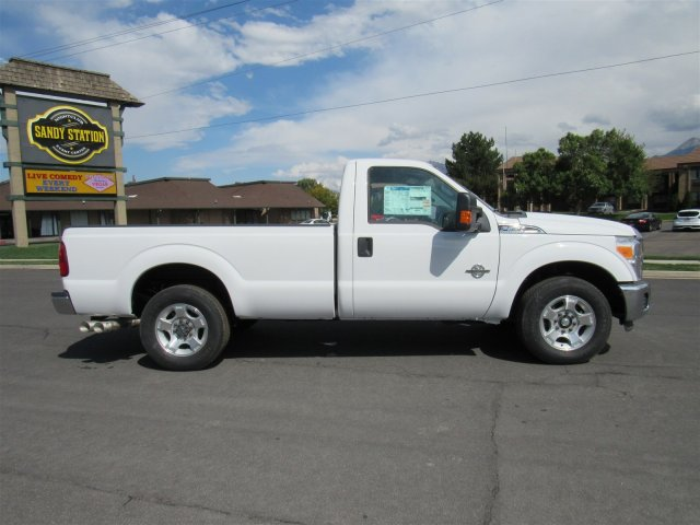 2016 F-350 Regular Cab 4x2,  Pickup #GEB44518 - photo 5
