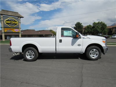 2016 F-350 Regular Cab, Pickup #GEB44518 - photo 4