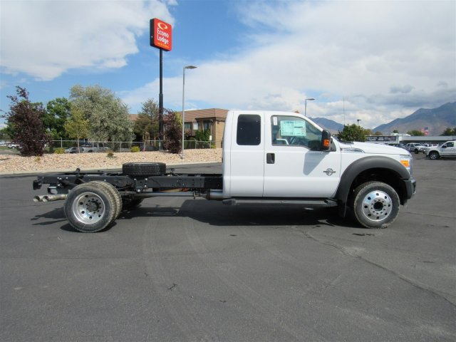 2016 F-550 Super Cab DRW, Cab Chassis #GEB79248 - photo 3