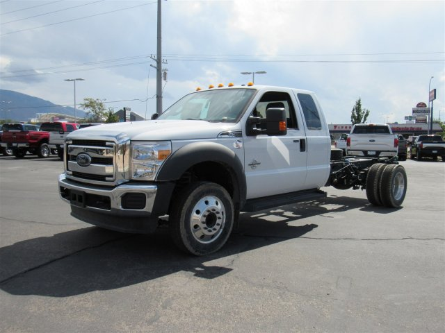 2016 F-550 Super Cab DRW, Cab Chassis #GEB79249 - photo 6