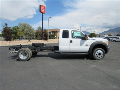 2016 F-550 Super Cab DRW 4x4, Cab Chassis #GEB79250 - photo 4