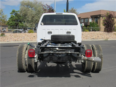 2016 F-550 Super Cab DRW 4x4, Cab Chassis #GEB79250 - photo 6