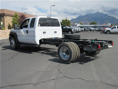 2016 F-550 Super Cab DRW 4x4, Cab Chassis #GEB79250 - photo 2