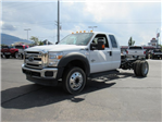 2016 F-550 Super Cab DRW 4x4, Cab Chassis #GEB79250 - photo 1