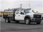 2016 F-550 Crew Cab DRW 4x4, Freedom Contractor Body #GEB98676 - photo 1