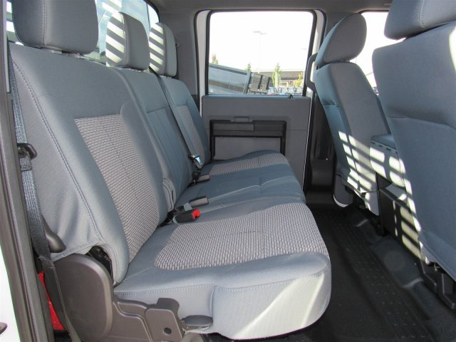 2016 F-550 Crew Cab DRW 4x4, Rugby Platform Body #GEC26740 - photo 10