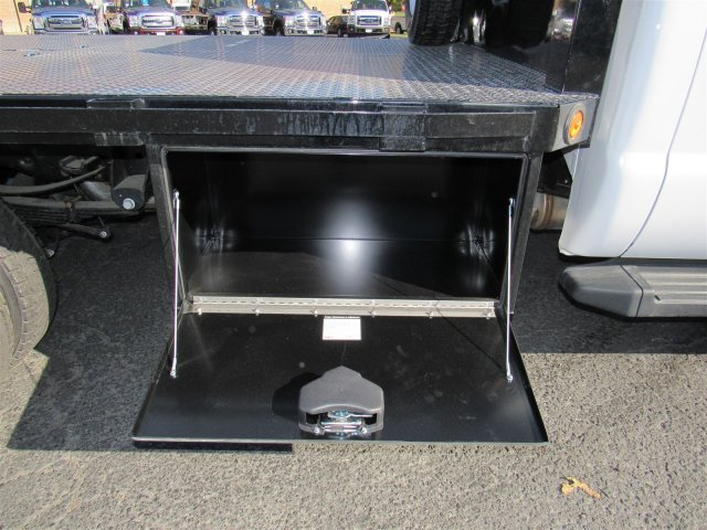 2016 F-550 Crew Cab DRW 4x4, Rugby Platform Body #GEC26740 - photo 4