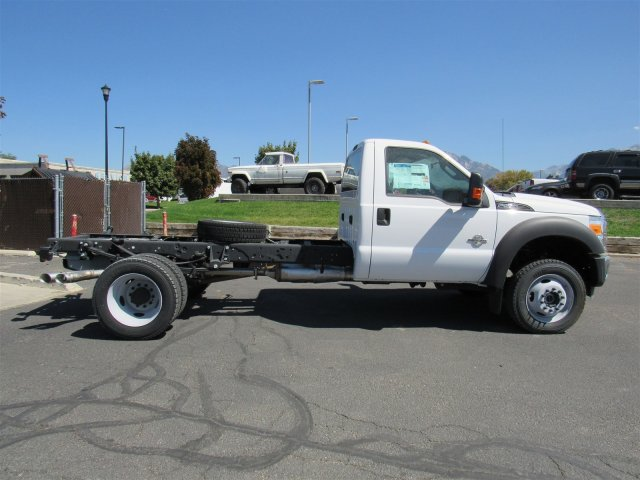 2016 F-550 Regular Cab DRW, Cab Chassis #GEC45318 - photo 5