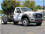 2016 F-550 Regular Cab DRW, Cab Chassis #GEC45318 - photo 1