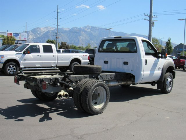 2016 F-550 Regular Cab DRW 4x4, Cab Chassis #GEC46458 - photo 2