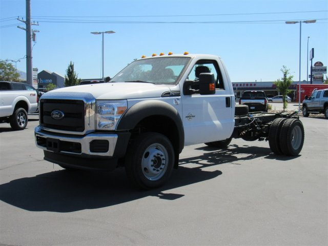 2016 F-550 Regular Cab DRW 4x4, Cab Chassis #GEC46458 - photo 6