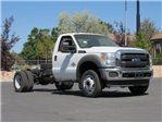 2016 F-550 Regular Cab DRW 4x4, Cab Chassis #GEC46458 - photo 1