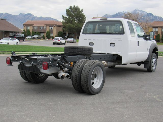 2016 F-450 Super Cab DRW 4x4, Cab Chassis #GEC46460 - photo 2