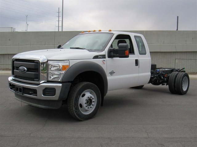 2016 F-450 Super Cab DRW 4x4, Cab Chassis #GEC46460 - photo 6