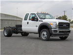 2016 F-450 Super Cab DRW 4x4, Cab Chassis #GEC46460 - photo 1