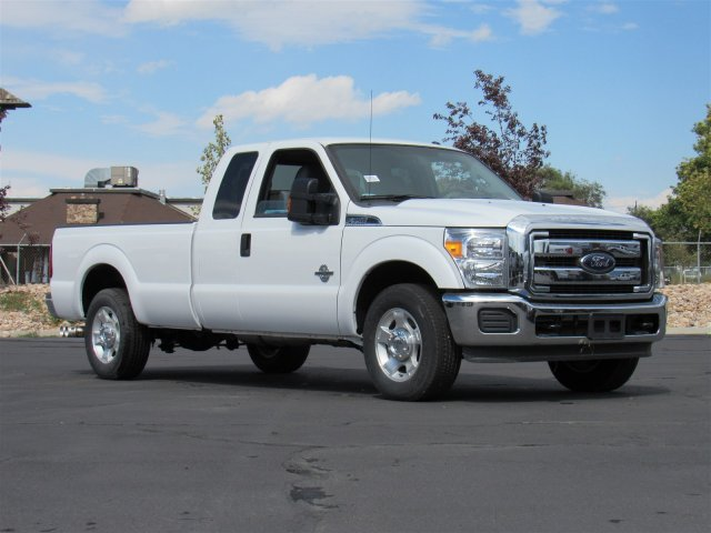 2016 F-350 Super Cab, Pickup #GEC53712 - photo 3