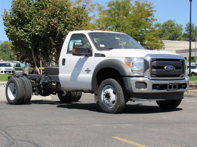 2016 F-550 Regular Cab DRW 4x4, Cab Chassis #GEC90667 - photo 3