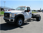 2016 F-550 Regular Cab DRW 4x4, Cab Chassis #GEC90667 - photo 1