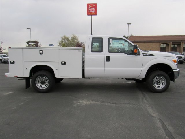 2016 F-250 Super Cab 4x4, Service Body #GED17312 - photo 3