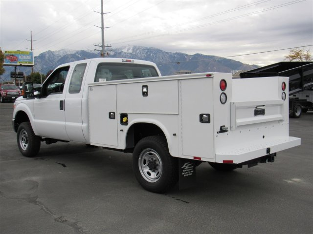 2016 F-250 Super Cab 4x4, Service Body #GED17312 - photo 2