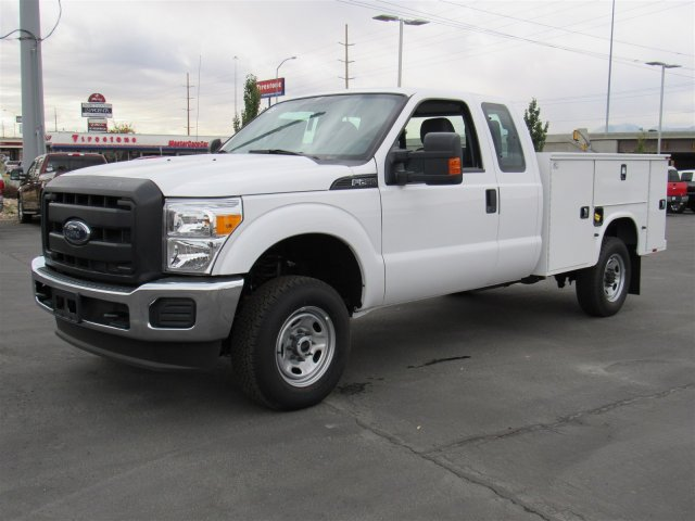 2016 F-250 Super Cab 4x4, Service Body #GED17312 - photo 9