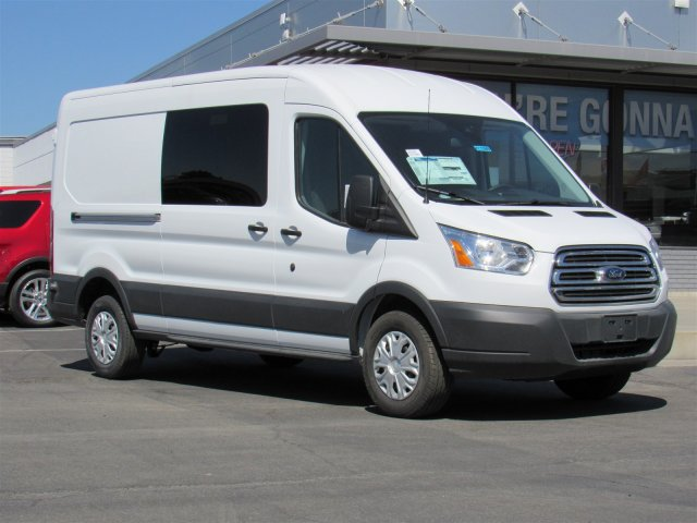 2016 Transit 250 Medium Roof, Cargo Van #GKA18591 - photo 4