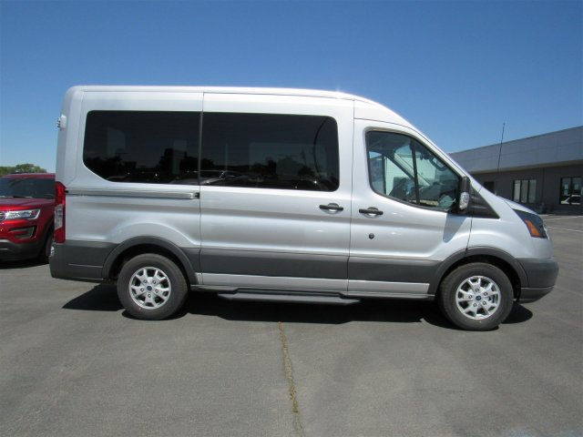 2016 Transit 150 Medium Roof, Passenger Wagon #GKA22043 - photo 4