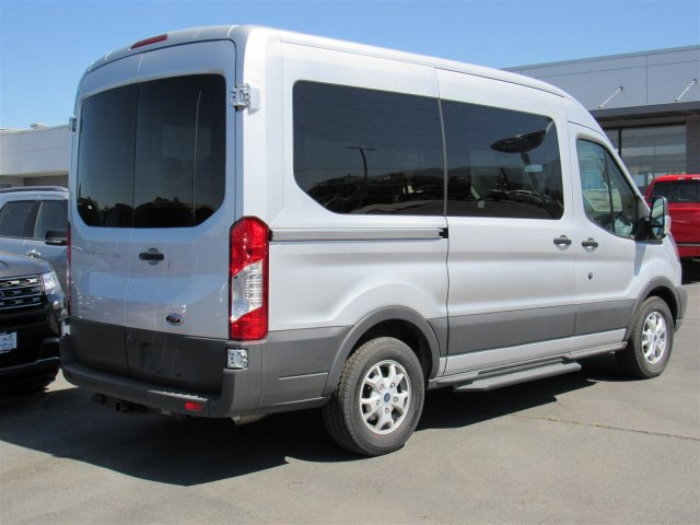 2016 Transit 150 Medium Roof, Passenger Wagon #GKA22043 - photo 5