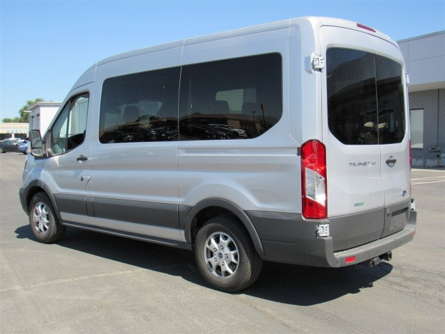 2016 Transit 150 Medium Roof, Passenger Wagon #GKA22043 - photo 2