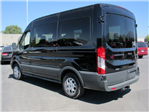 2016 Transit 150 Medium Roof, Passenger Wagon #GKA22044 - photo 1