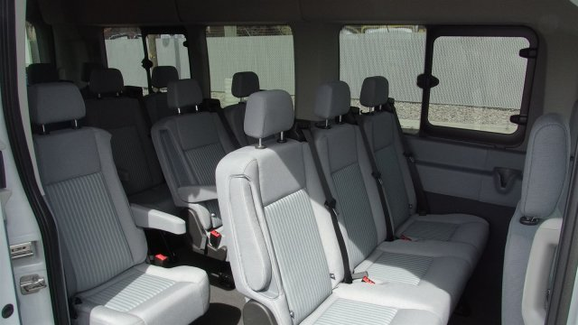 2016 Transit 350 HD High Roof DRW, Passenger Wagon #GKB43878 - photo 33