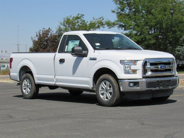 2016 F-150 Regular Cab, Pickup #GKD83071 - photo 3