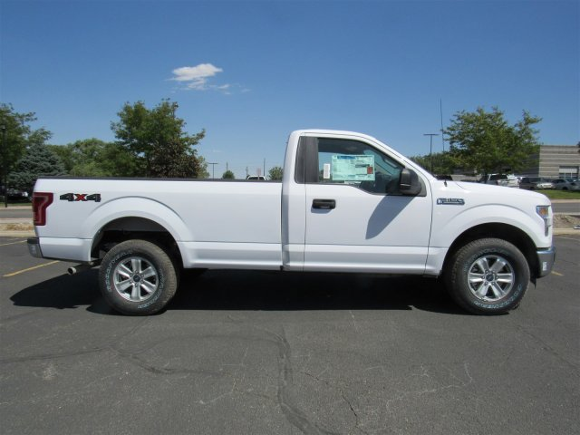 2016 F-150 Regular Cab 4x4, Pickup #GKD83075 - photo 4