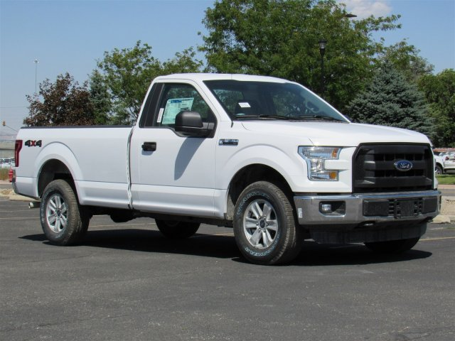 2016 F-150 Regular Cab 4x4, Pickup #GKD83077 - photo 3