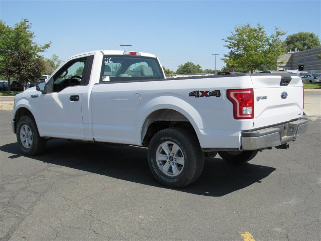 2016 F-150 Regular Cab 4x4, Pickup #GKD83077 - photo 2
