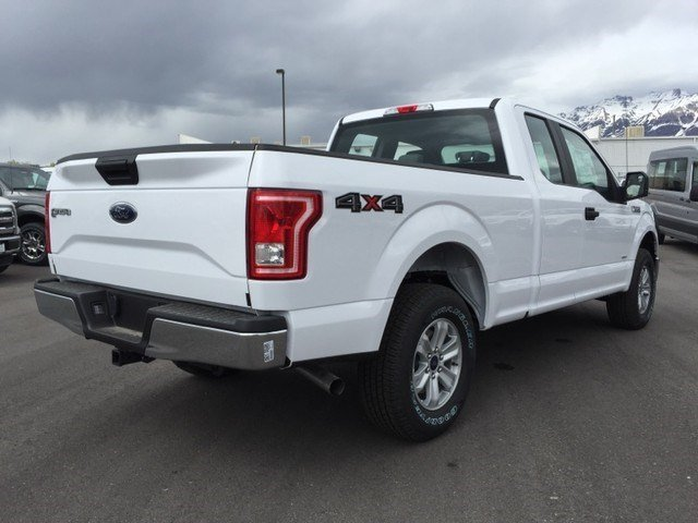 2016 F-150 Super Cab 4x4, Pickup #GKE02981 - photo 4