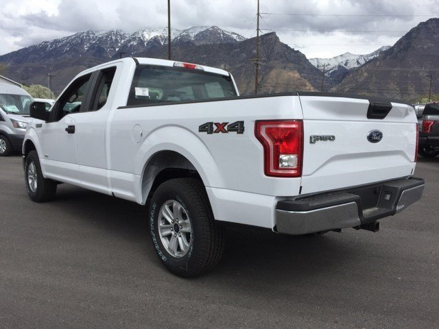 2016 F-150 Super Cab 4x4, Pickup #GKE02981 - photo 2