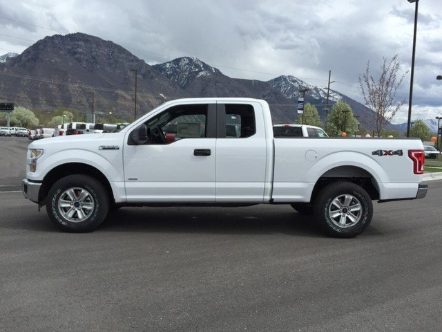 2016 F-150 Super Cab 4x4, Pickup #GKE02981 - photo 7