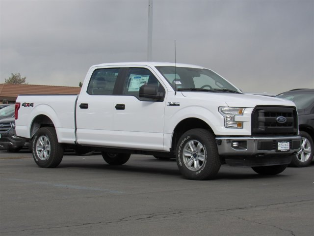 2016 F-150 SuperCrew Cab 4x4, Pickup #GKE65850 - photo 3