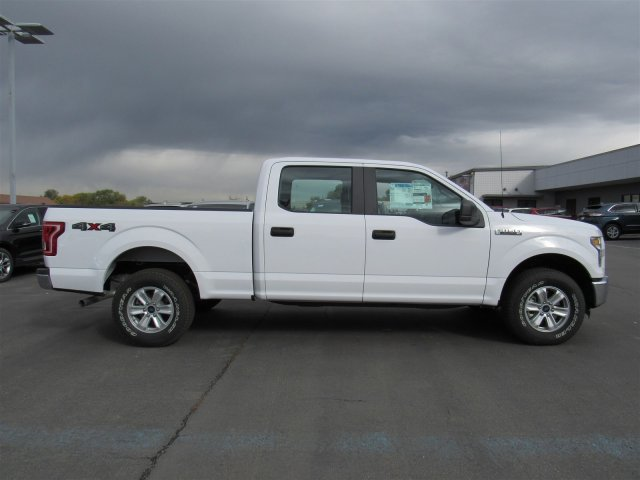 2016 F-150 SuperCrew Cab 4x4, Pickup #GKE65850 - photo 4