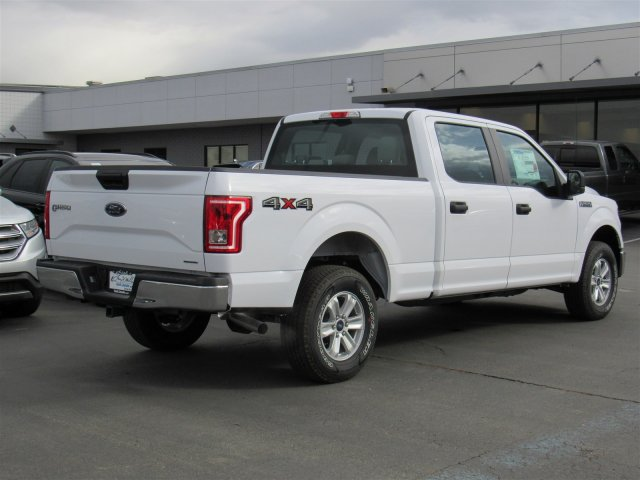 2016 F-150 SuperCrew Cab 4x4, Pickup #GKE65850 - photo 5