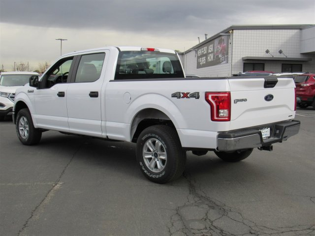 2016 F-150 SuperCrew Cab 4x4, Pickup #GKE65850 - photo 2