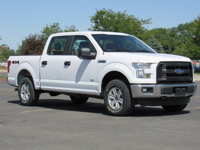 2016 F-150 SuperCrew Cab 4x4, Pickup #GKE84911 - photo 3