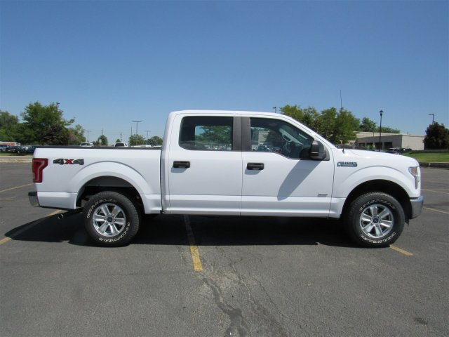 2016 F-150 SuperCrew Cab 4x4, Pickup #GKE84911 - photo 4